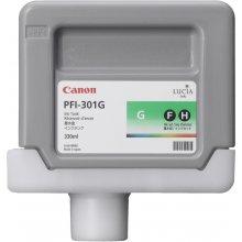 Тонер Canon PFI-301G Tinte зелёный