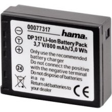 Hama Li-Ion-Akku DP 317 für Panasonic
