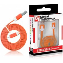 Global Technology CABEL USB IPH5 8PIN iOS7+...