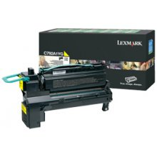 Tooner Lexmark C792A1YG, 6000 pages, Laser...