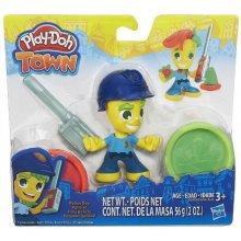HASBRO PlayDoh Figurka Police