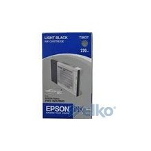 Tooner Epson T6027 Tinte Hellschwarz