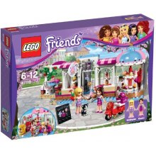 LEGO Friends of Confectionery in Heartlake