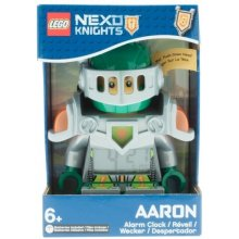 LEGO Budzik Nexo Knights Aaron