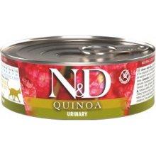 Farmina N&D QUINOA Duck Urinary konserv 80g...