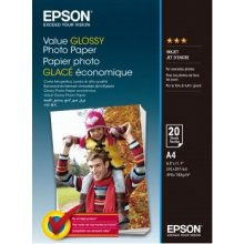 Epson VALUE GLOSSY фото PAPER