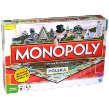 HASBRO Gra Monopoly Polska
