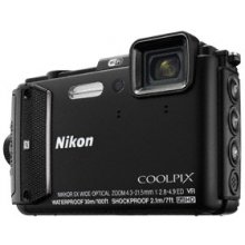 Fotokaamera NIKON COOLPIX AW130 black Diving...