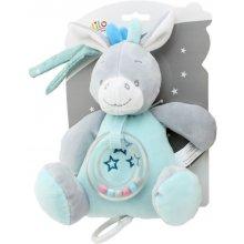 Axiom Musical box uus Baby Donkey mint 18 cm