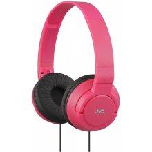 JVC HA-S180 красный