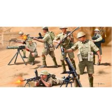 Revell British 8. Army WWII