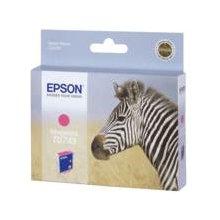 Tooner Epson C13T074340 Tinte Magenta