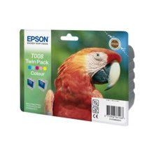 Tooner Epson T0084 Tinte Farbig