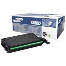 Тонер Samsung CLT-K6092S Toner чёрный