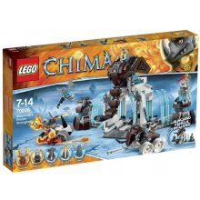 LEGO Ice fortress tribe mammoth
