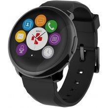 MyKronoz Smartwatch ZeRound чёрный