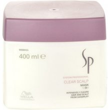 Wella SP Clear Scalp 400ml - Hair Mask для...