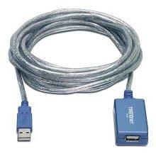 TRENDNET USB 2.0 Verlängerungskabel 5m (max...