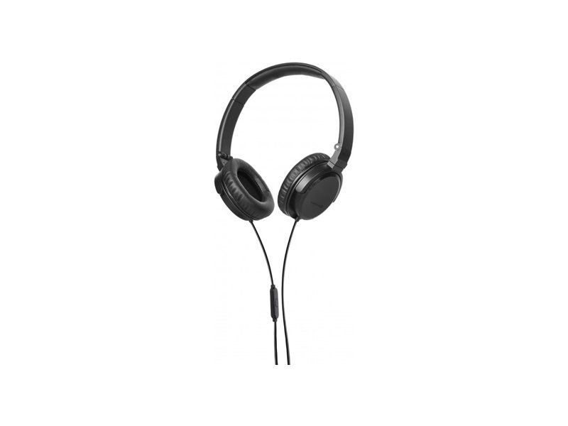 Beyerdynamic DTX 350 m On-Ear stereo Headphones with mic, black/ 32 Ohms/  stereo Mini-Jack/ one button controller/ double sided flat straight cable