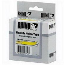 Dymo Markeerimislint Rhino NYLON 12mmx3.5m...