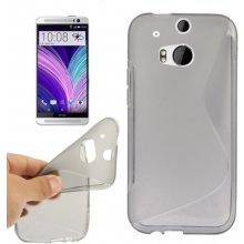 Muu Kaitseümbris HTC One (M8), kummist...