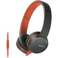Sony MDR-ZX660APD оранжевый