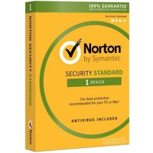 SYMANTEC Norton Security 3.0 STANDARD 1User...