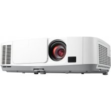 Проектор NEC Projector P451W 4500 ANSI, LCD...