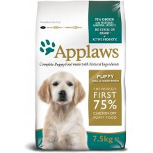 Applaws Puppy Chicken Small&Medium 7,5kg