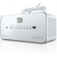Магнитола Muse M-28RDW CD-Radio белый
