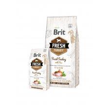 Brit Fresh Turkey & Pea Adult Fit & Slim...
