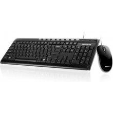 Klaviatuur GIGABYTE USB Multimedia Keyboard...