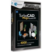 GK-Planungssoftware TurboCAD 3D Mega Symbole...