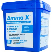 Nutratech Amino X - 18 of the most important...