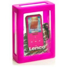 Lenco XEMIO-655, Pink, Flash-media, LCD...