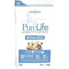 Pro-Nutrition Pure Life Medium Adult Lõhe ja...