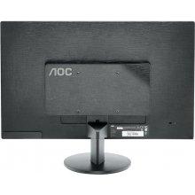 "Monitor AOC 23.6"" e2470Swhe LED HDMIx2 Black"