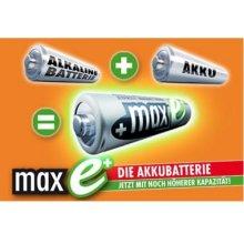 Ansmann батарея maxe NiMH 2xAA 2100mAh