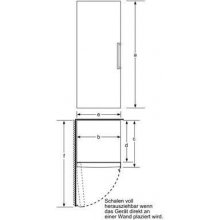 Холодильник SIEMENS KS36VAW41 белый (EEK:...