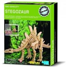 4M Stegosaurus excavations