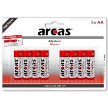Arcas AA/LR6, Alkaline, 8 pc(s)
