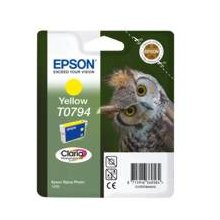 Tooner Epson T0794 kollane tint Cartridge...