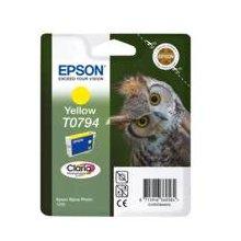 Тонер Epson чернила T0794 жёлтый | Stylus...