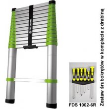 Fieldmann FZZ 4002 Telescopic ladder