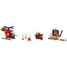LEGO Juniors Fire suitca 10685