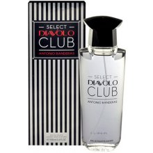 Antonio Banderas Select Diavolo Club, EDT...