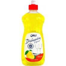 Arli Clean Nõudepesuvahend, sidrun, 500 ml