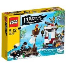 LEGO Pirates żołnierski posterunek