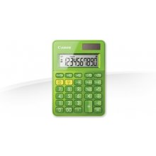 Canon калькулятор LS100K зелёный 0289C002AB