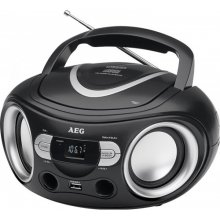 Магнитола AEG SR 4374 Stereoradio CD/USB...